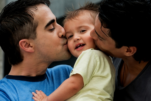 Survey Suggests Children of Gay Fathers Are Well Adjusted