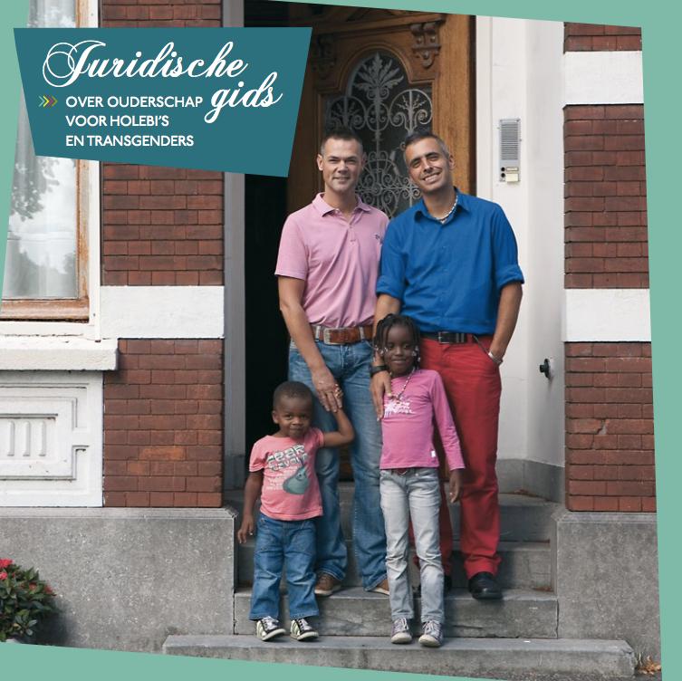 Roze Ouderschapsgids België
