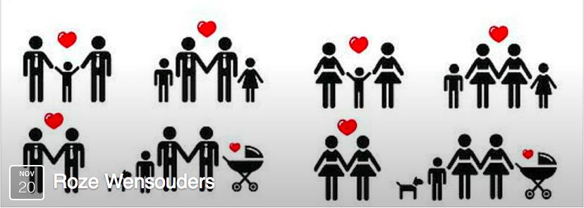 Regenboogkinderen zijn net zo gelukkig als kinderen met heteroseksuele ouders
